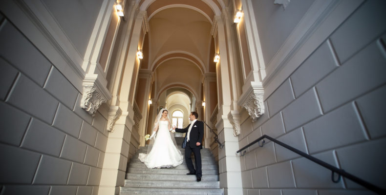Свадьба в Нусельская Ратуша 6