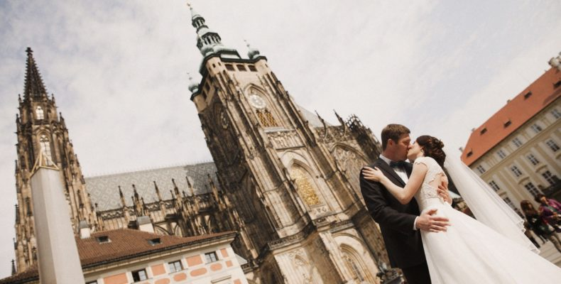 Свадьба в Староместской ратуше 1