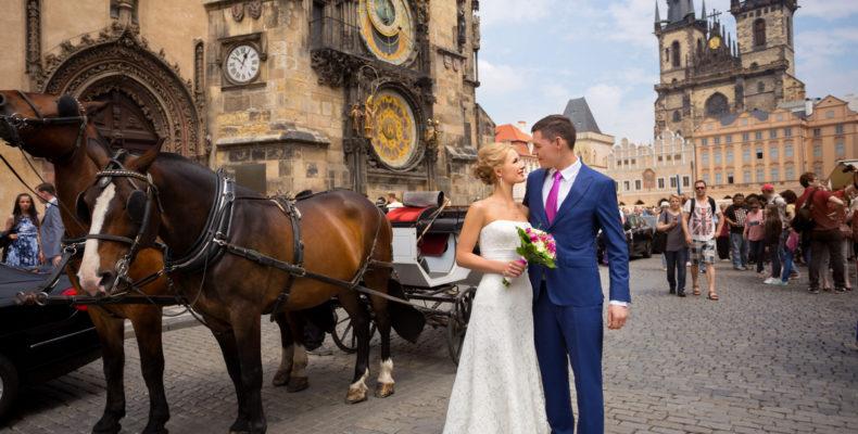 Свадьба в Староместской ратуше 3