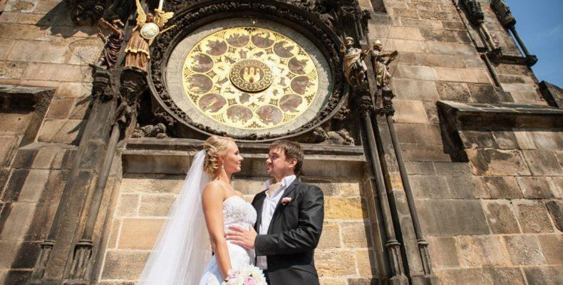 Свадьба в Староместской ратуше 5