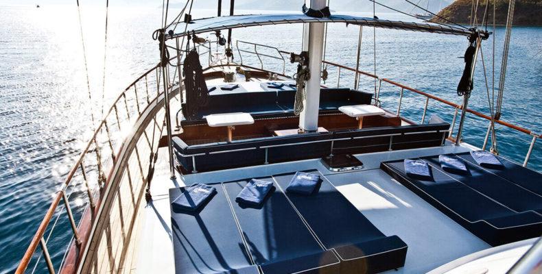 Яхте GULET 1