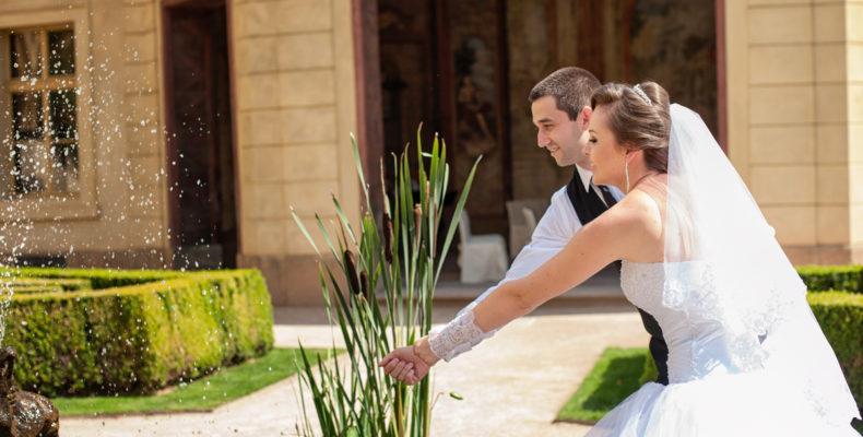 свадьба в Вртбовских садах 2