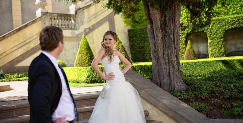 свадьба в Вртбовских садах 3