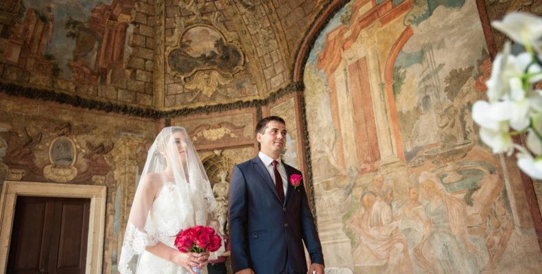 свадьба в Вртбовских садах 5