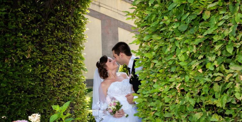 свадьба в Вртбовских садах 7