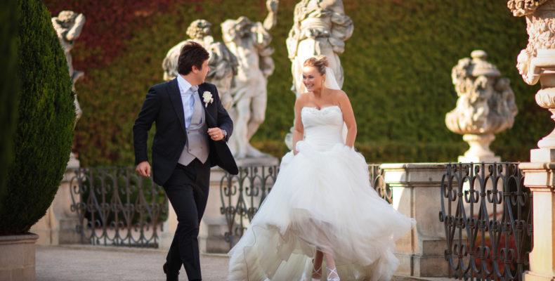свадьба в Вртбовских садах 8