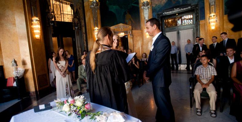 свадьба в Муниципальном дворце 1