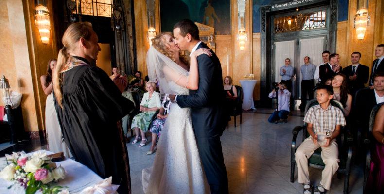 свадьба в Муниципальном дворце 2