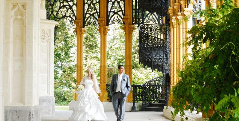 свадьба в замке Глубока над Влтавой 6