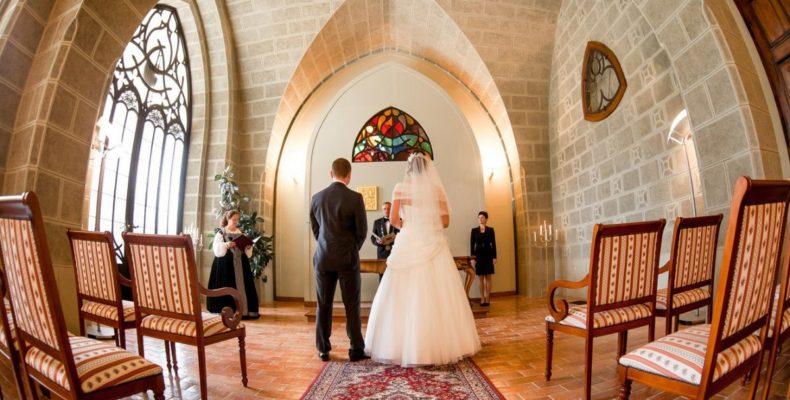 свадьба в замке Глубока над Влтавой 8