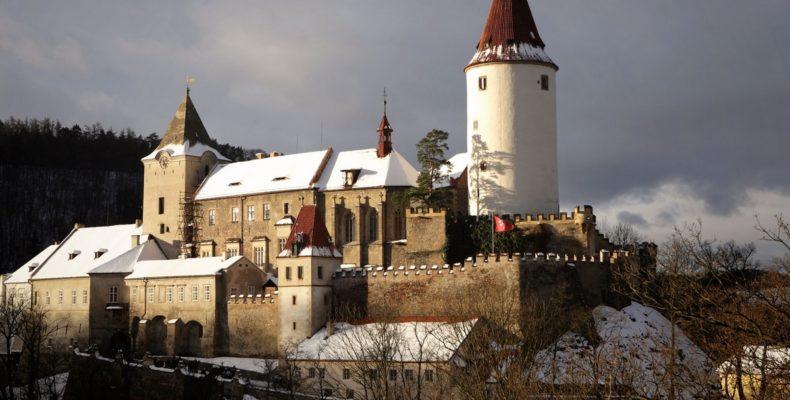 свадьба в замке Кривоклат 1