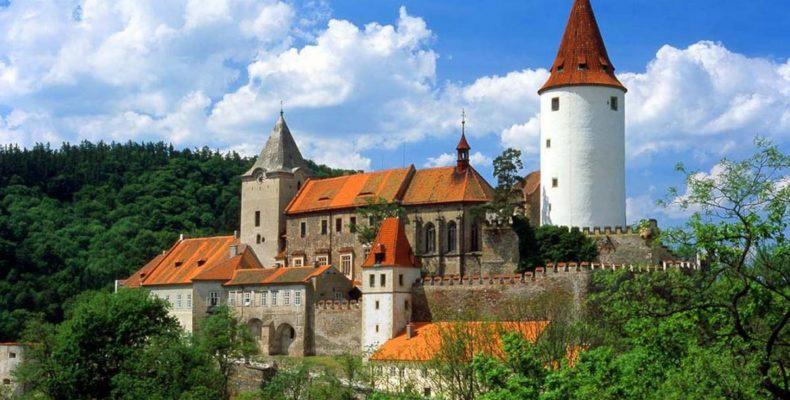 свадьба в замке Кривоклат 3
