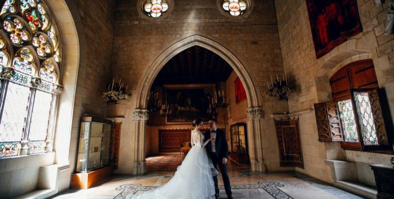 свадьба в замке Кривоклат 5