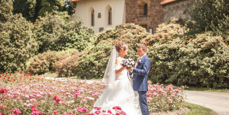 свадьба в замке Пругонице 1