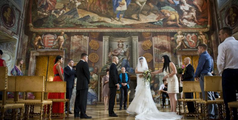 свадьба в замке Троя 1