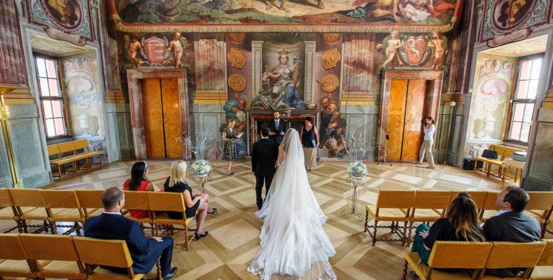свадьба в замке Троя 2