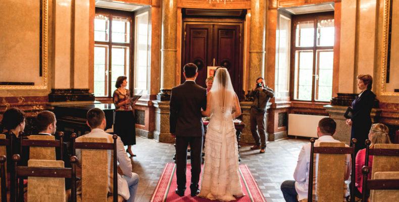 свадьба в замке Шато Барокко 2