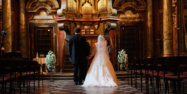 свадьба в клементинуме 1