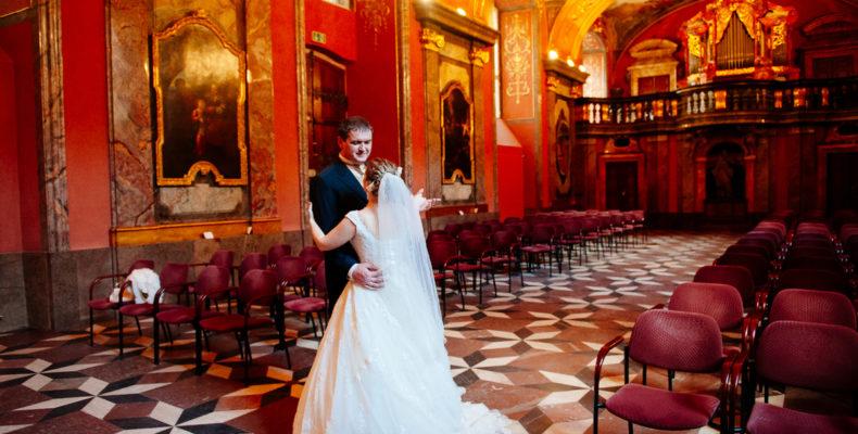 свадьба в клементинуме 3