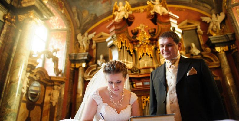 свадьба в клементинуме 5