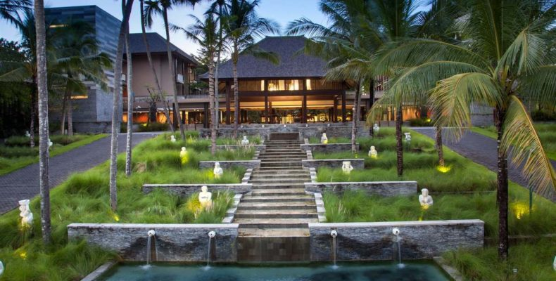 Courtyard Marriott Bali 1