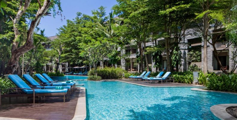 Courtyard Marriott Bali 4