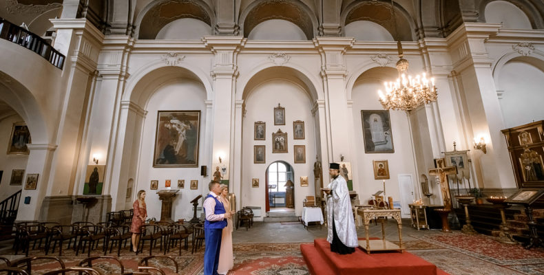 Венчание в Праге 2