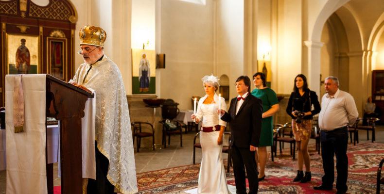 Венчание в Праге 3