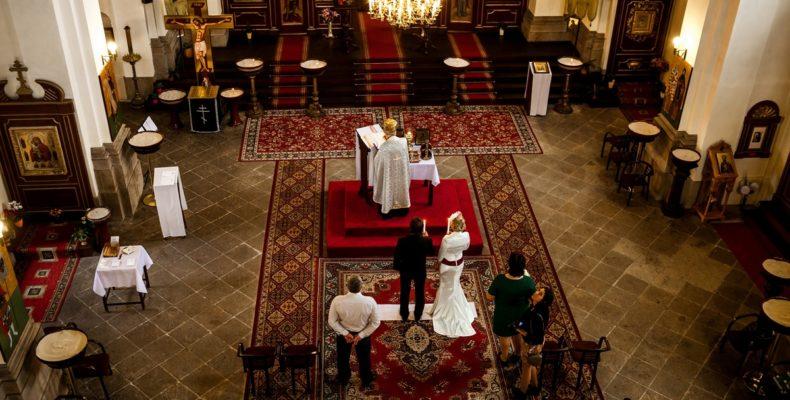Венчание в Праге 5