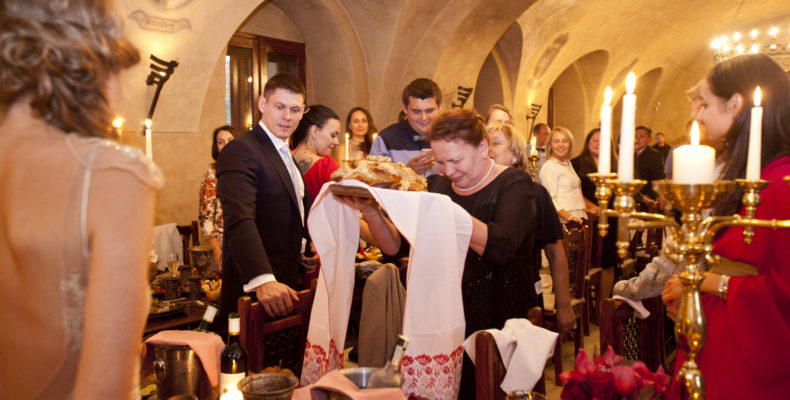Свадьба в замке Збирог 1