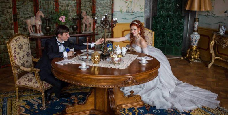 Свадьба в замке Збирог 2