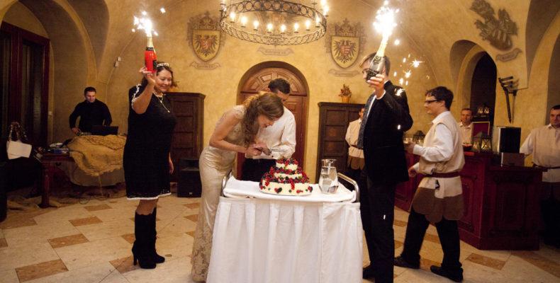 Свадьба в замке Збирог 3