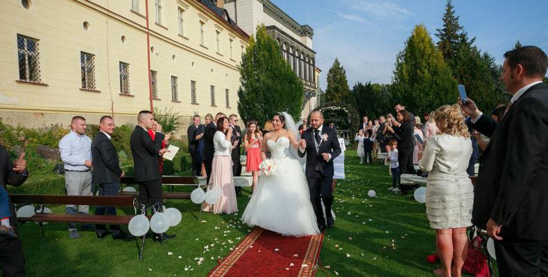 Свадьба в замке Збирог 4