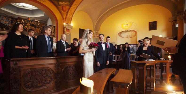 Свадьба в замке Збирог 5