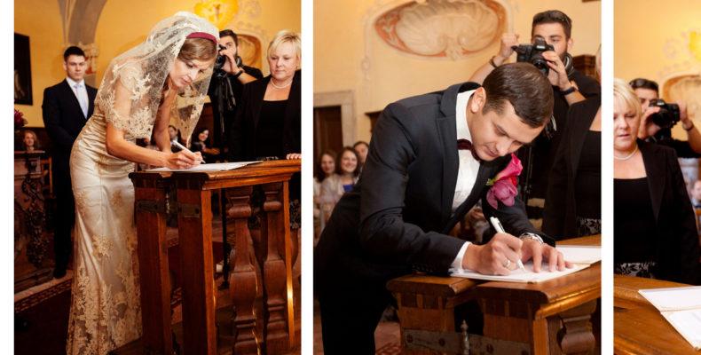 Свадьба в замке Збирог 7