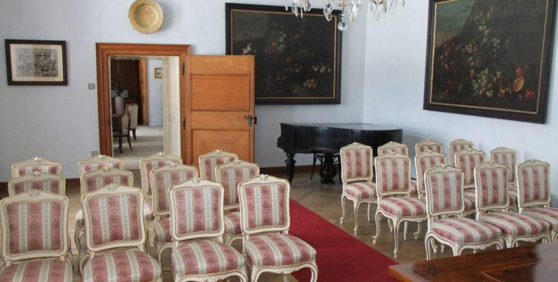 Свадьба в замке Орлик над Влтавой 2
