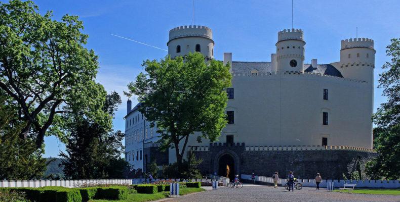 Свадьба в замке Орлик над Влтавой 5