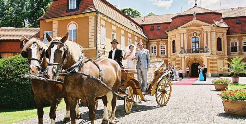 Свадьба в замке Штирин 1