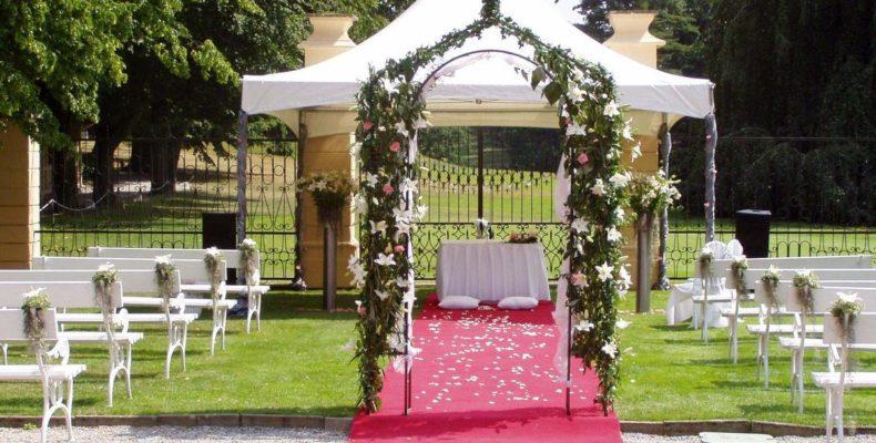 Свадьба в замке Штирин 3