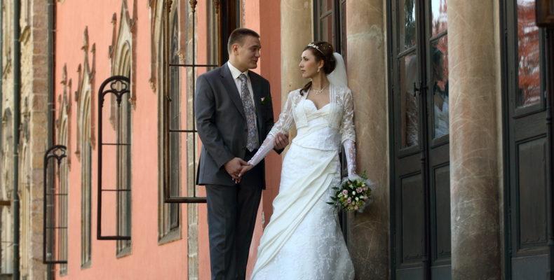 свадьба в замке Сихров 1