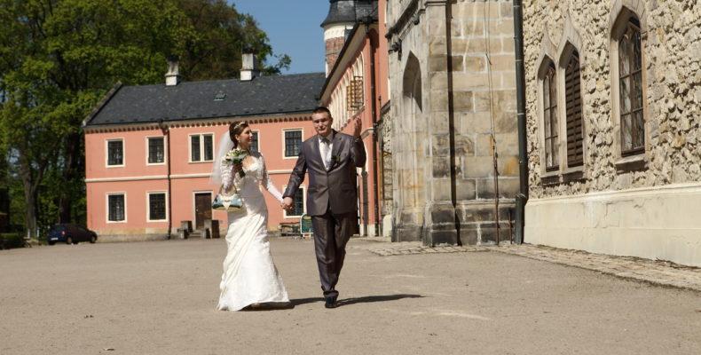 свадьба в замке Сихров 2