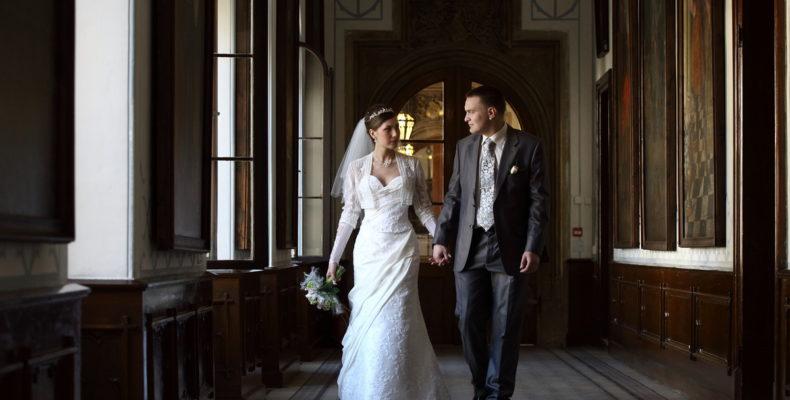 свадьба в замке Сихров 4