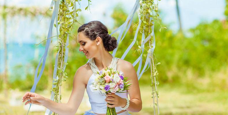 Европейская свадьба на Пхукете в Эко-стиле 2