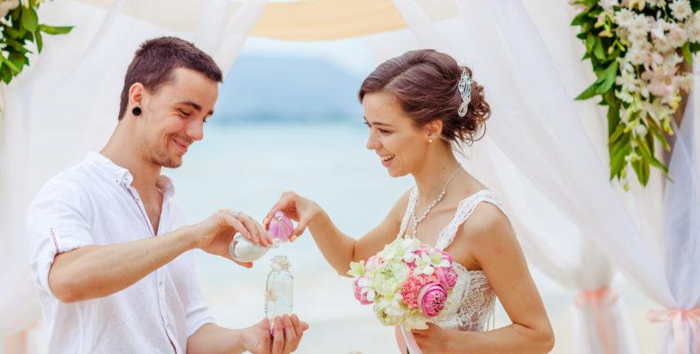 Свадьба на вилле Пхукета 1