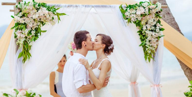 Свадьба на вилле Пхукета 2