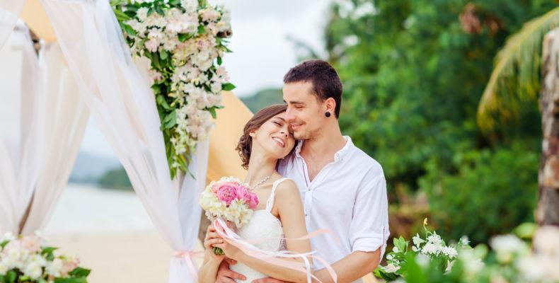 Свадьба на вилле Пхукета 3