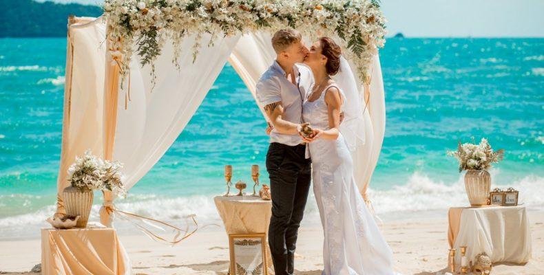 Свадьба на пляже Бон 2
