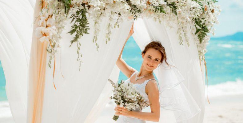 Свадьба на пляже Бон 3