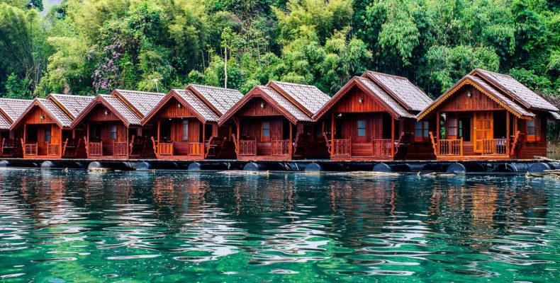 озеро Чео Лан 1