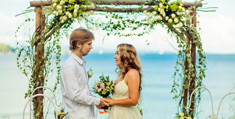 свадьба в стиле Рустик 2